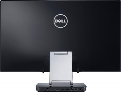 Монитор Dell S2340T - вид сзади