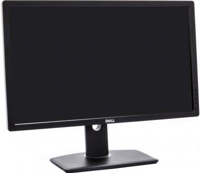 Монитор Dell U2713Hb - вид сбоку