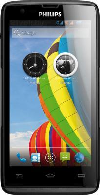 Смартфон Philips W6500 (3 цветные крышки) - общий вид