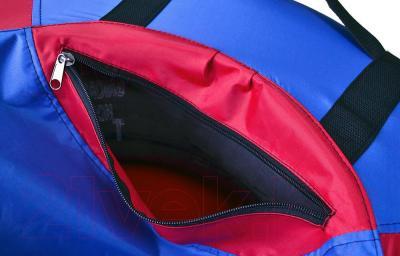 Тюбинг-ватрушка Зубрава Нейлон 950mm (красный/синий)