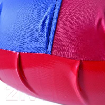 Тюбинг-ватрушка Зубрава Нейлон 950mm (красный/синий) - нижняя часть из ПВХ