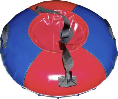 Тюбинг-ватрушка Зубрава ПВХ 1100mm - общий вид