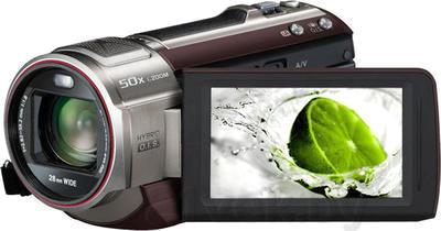 Видеокамера Panasonic HC-V710EE-T - поворотный дисплей