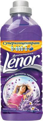 Ополаскиватель для белья Lenor Умиротворенное настроение (1л) - общий вид