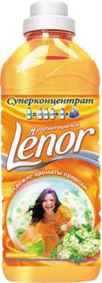 Ополаскиватель для белья Lenor Радостное настроение (1л) - общий вид
