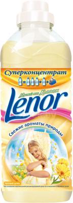 Ополаскиватель для белья Lenor Летний день с экстрактом хлопка (2л) - общий вид