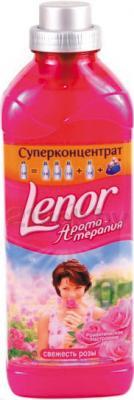 Ополаскиватель для белья Lenor Романтическое настроение (1л) - общий вид