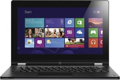 Ноутбук Lenovo Yoga13 (59359989) - фронтальный вид