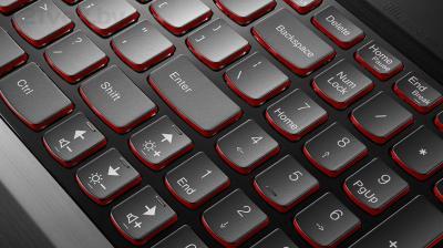 Ноутбук Lenovo Y510P (59391986) - клавиатура