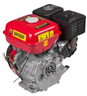 Двигатель бензиновый Fermer H177F-901-2 - вполоборота