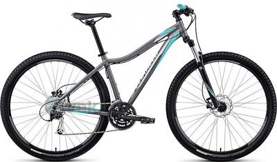 Велосипед Specialized Myka HT Sport Disc 29 (S, Teal, 2014) - общий вид