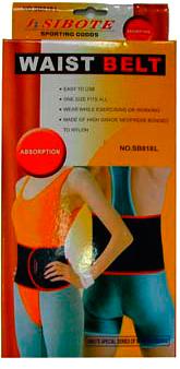 Пояс для похудения NoBrand 818 - коробка с суппортом