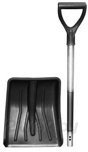 Лопата для уборки снега Startul ST9066 - в разобранном сотоянии