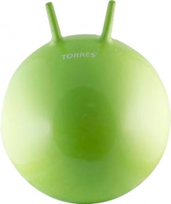 Фитбол с ручкой Torres AL100465 (зеленый) - общий вид