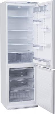Холодильник с морозильником ATLANT ХМ 6024-100 - внутренний вид
