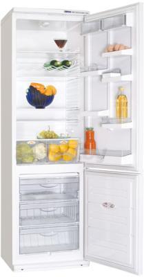 Холодильник с морозильником ATLANT ХМ 6024-100 - камеры хранения