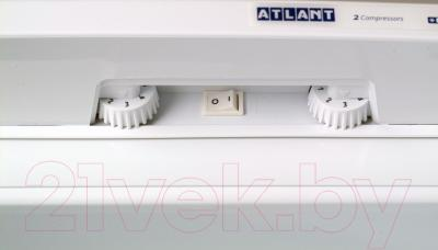 Холодильник с морозильником ATLANT ХМ 6024-100