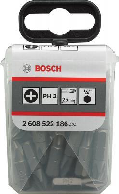 Набор оснастки Bosch Extra Hard 2.608.522.186 - вид спереди