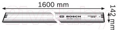 Направляющая шина Bosch 1.600.Z00.00F
