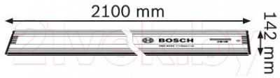 Направляющая шина Bosch FSN 2100 (1.600.Z00.007)