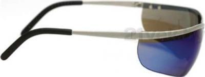 Защитные очки 3M Metaliks Sport (зеркальная синяя линза) - вид сбоку