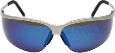 Защитные очки 3M Metaliks Sport (зеркальная синяя линза) - общий вид
