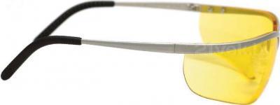 Защитные очки 3M Metaliks Sport (янтарная линза) - вид сбоку