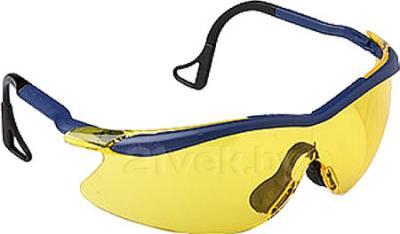 Защитные очки 3M QX1000 (янтарная линза) - общий вид