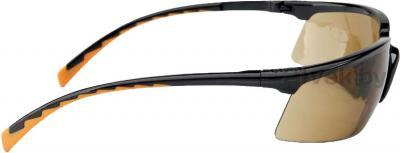 Очки защитные 3M Solus (бронзовая линза) - вид сбоку