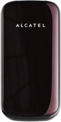 Мобильный телефон Alcatel One Touch 1030D (Black) - общий вид