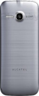 Мобильный телефон Alcatel One Touch 2005D (Gray) - задняя панель