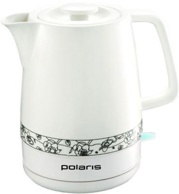 Электрочайник Polaris PWK1731CC (Цветы) - общий вид