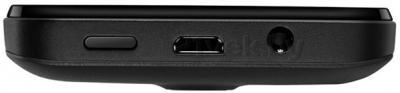 Смартфон Huawei Ascend Y220 (Black) - верхняя панель