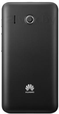 Смартфон Huawei Ascend Y320 (черный) - задняя панель