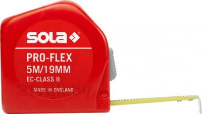 Рулетка Sola 50014234 (3м) - общий вид