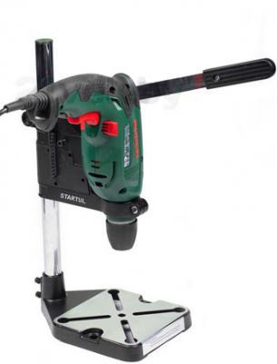 Стойка для электроинструмента Startul ST5081 - с закрепленной дрелью