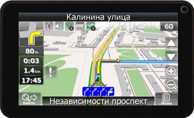 GPS навигатор Plark P21 - общий вид