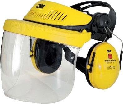Защитная маска 3M XA007703805 - общий вид