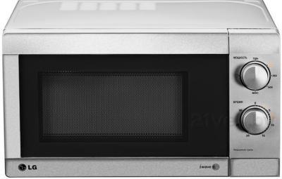 Микроволновая печь LG MH6022U - общий вид