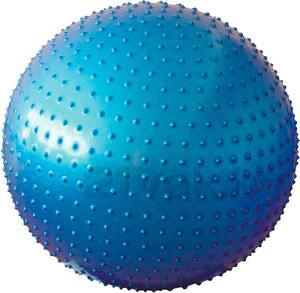 Фитбол массажный Motion Partner МР570 (синий) - общий вид