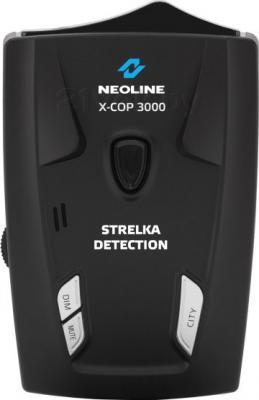 Радар-детектор NeoLine X-COP 3000 - вид сверху