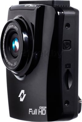 Автомобильный видеорегистратор NeoLine Cubex V50 - вид сбоку