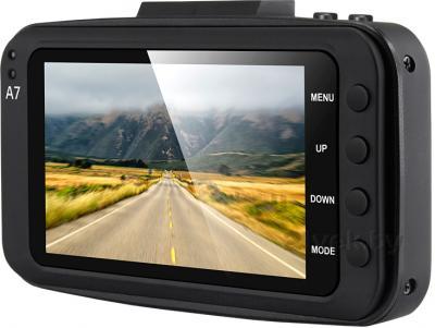 Автомобильный видеорегистратор NeoLine Optimex A7 - дисплей
