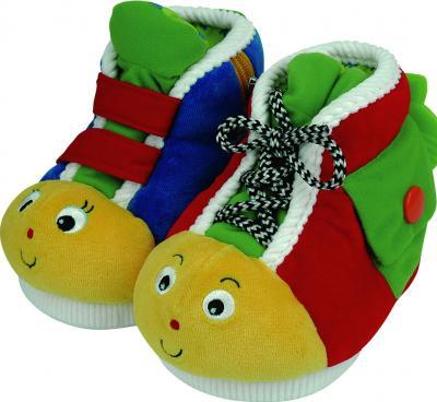 Развивающая игрушка K's Kids Ботинки обучающие KA10461 - общий вид