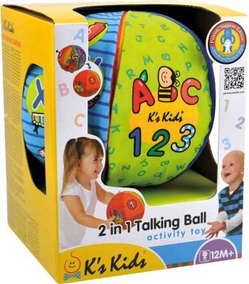 Развивающая игрушка K's Kids Говорящий мяч KA10621 - упаковка