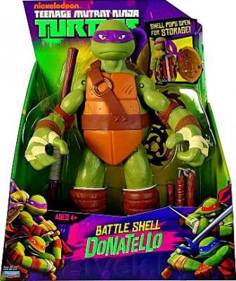 """Игровой набор Playmates Toys """"Черепашки Ниндзя"""" Донателло (91220/91222) - в коробке"""