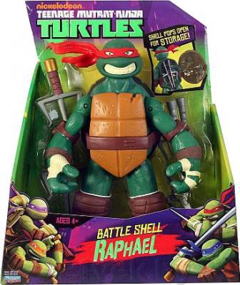 """Игровой набор Playmates Toys """"Черепашки Ниндзя"""" Рафаэль (91220/91223) - в коробке"""