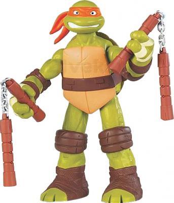 """Игровой набор Playmates Toys """"Черепашки Ниндзя"""" Микеланджело (91220/91224) - общий вид"""