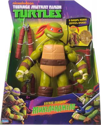 """Игровой набор Playmates Toys """"Черепашки Ниндзя"""" Микеланджело (91220/91224) - в коробке"""