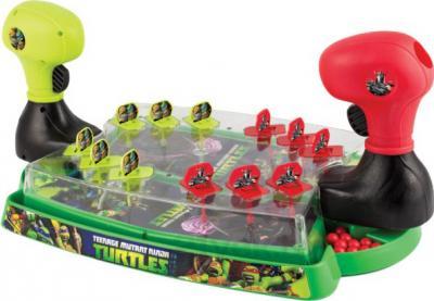 """Игровой набор Playmates Toys """"Черепашки Ниндзя"""" Пинбольная Битва (TMT-S13-724) - общий вид"""